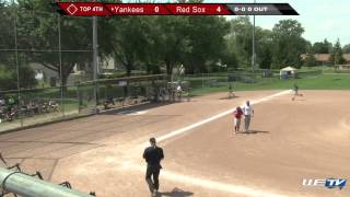 Riverside Minor League Baseball.  Game # 3