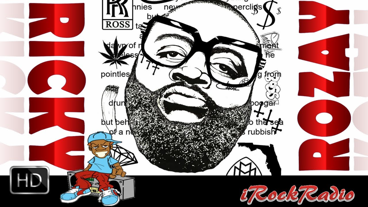 RICK ROSS (The Boss Of Miami) 2014 Mixtape -