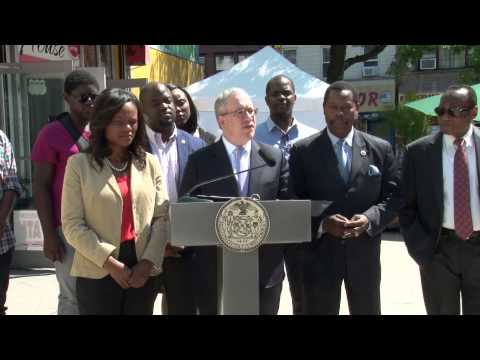 Comptroller Stringer Releases Haitian Creole Edition of Immigrant Rights and Services Manual