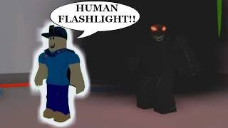 MONSTER IN THE PRISON CAMPING TRIP!! | ROBLOX Adventure
