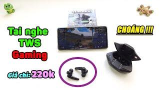 SỐC!!! Tai Nghe Bluetooth Gaming Apro 366 cho game thủ chỉ hơn 200k