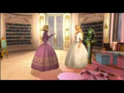 Barbie als die Prinzessin und das Dorfmädchen - Frei (Karaoke Version)