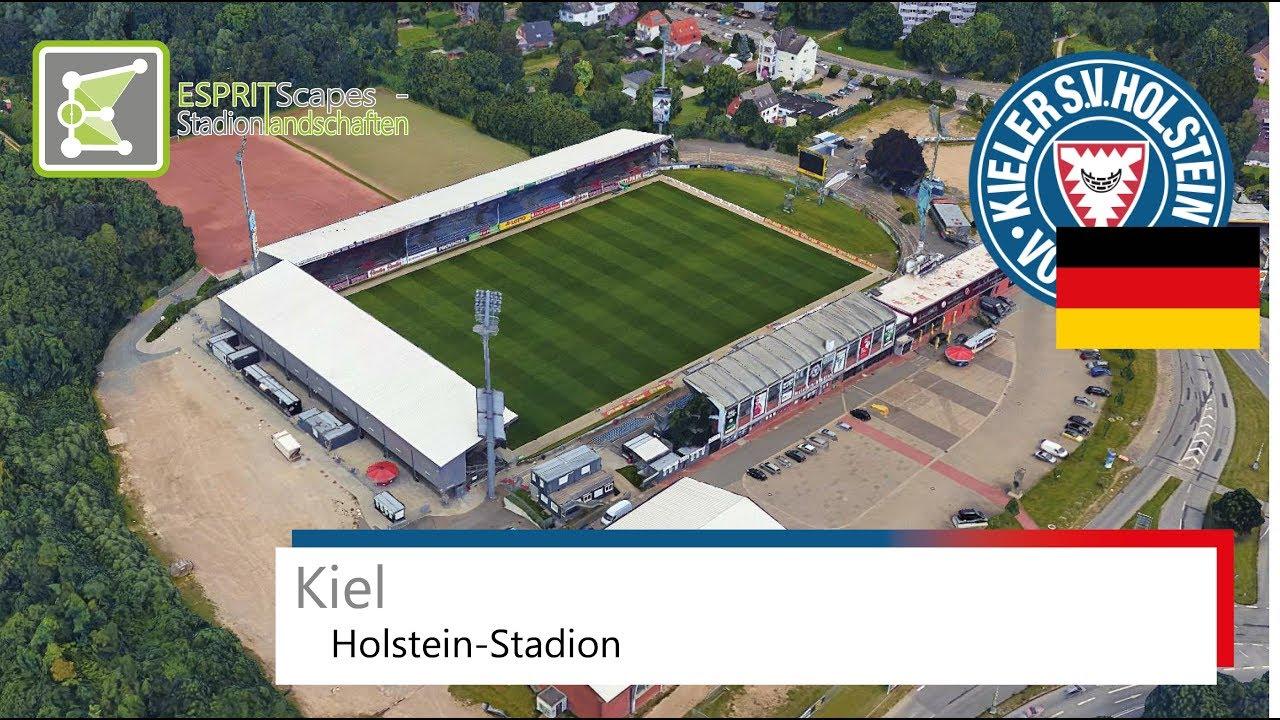 Holstein Stadion Holstein Kiel 2016 Youtube