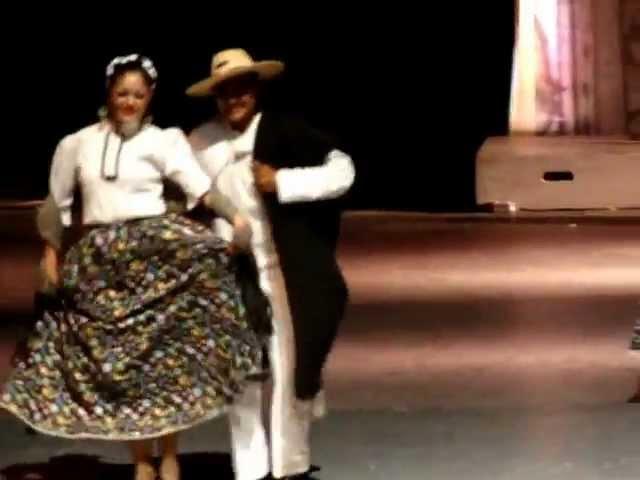 Baile Regional de Taxco, Gro. Grupo de danza folklórica Xumilme-ihuitl