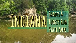 Indiana's State Parks | Camping & Hiking (RACCOON ATTACK)