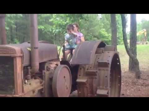 Alabama Gold Camp Antique Tractors And Gold Mining Equipment