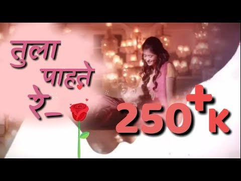 Tula Pahate Re Marathi Serial Whatsapp Status Song