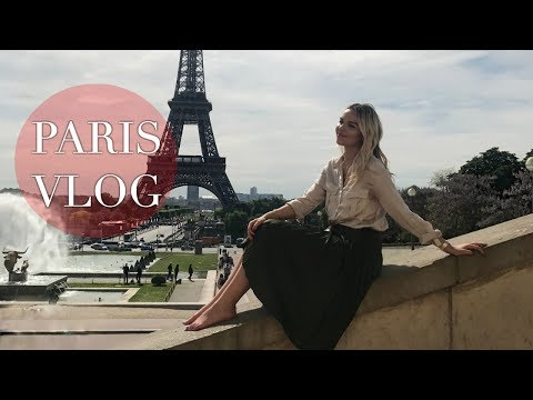 Come with me to Paris | Paris travel vlog May 2017