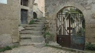 風に吹かれて街歩き マテーラの洞窟住居