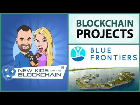 🔥Blockchain Projects - Building Decentralized Floating Islands + ICO info 🏝️
