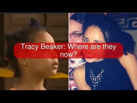 Tracy Beaker: Where are they now?