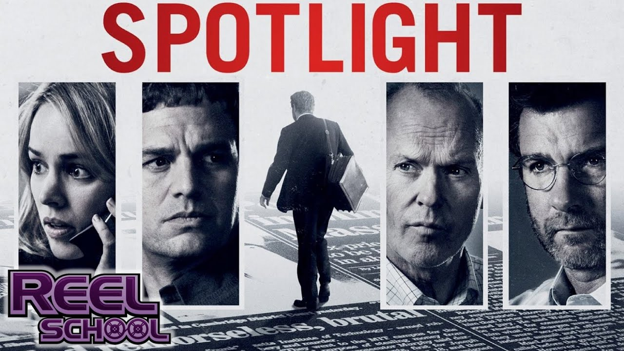 Spotlight (2015) Movie Review - YouTube