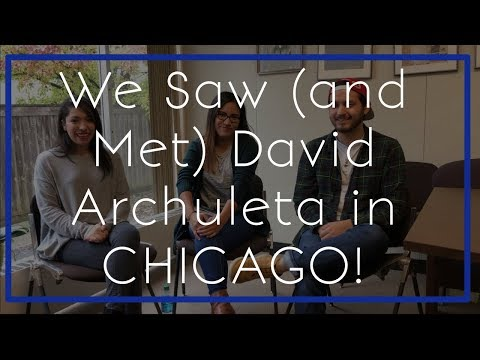 David Archuleta Concert + VIP Experience in CHICAGO! | The Millennial Chisme