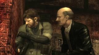 Metal Gear Solid 3 Snake Eater All Cutscenes HD