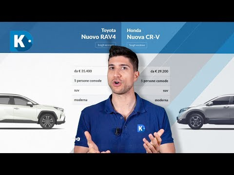 Honda CR-V Hybrid vs Toyota RAV4 Hybrid | Consumi reali e differenze dei SUV ibridi!