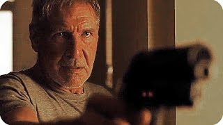 BLADE RUNNER 2049 Trailer (2017) Ryan Gosling, Harrison Ford Science Fiction Movie