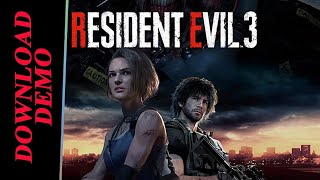 Download Resident Evil 3 remake raccoon city - Demo Steam-PS4-Xbox One