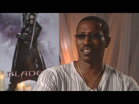'Blade II' Interview