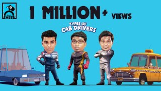 Types Of Cab Drivers | Types | Black Sheep