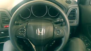 Features of the 2016 Honda HRV
