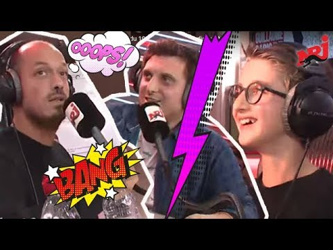 Mcfly & Carlito / Best Of du 19/10 - Guillaume Radio sur NRJ