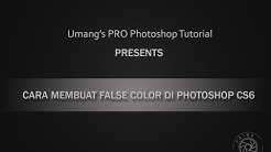 Daftar Cara Edit Photoshop False Color Tutorial Kreasi Botol Botol Bekas