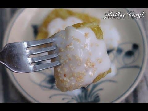 Cách làm nước cốt dừa, thắng nước cốt dừa bảo quản được 18 tiếng bên ngoài || Natha Food