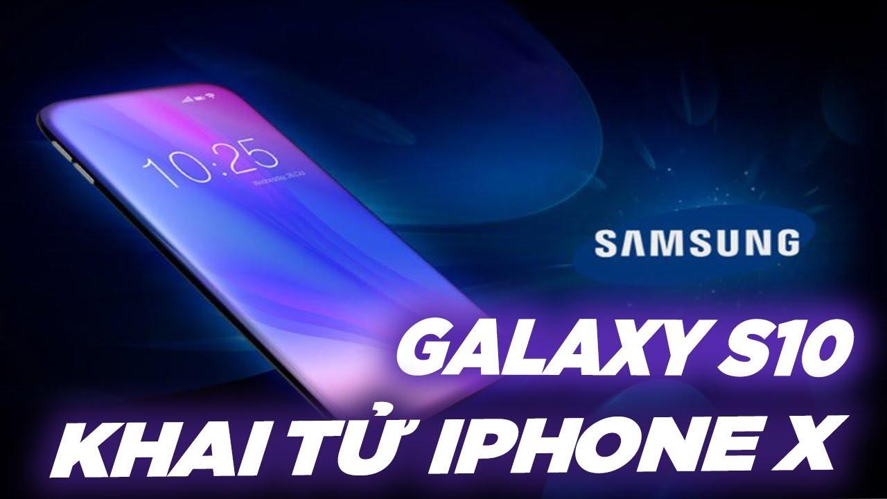 Galaxy S10  đẹp thế này bạn có mua? iPhone X sẽ ngưng sản xuất, bộ 3 Meizu M15 ra mắt