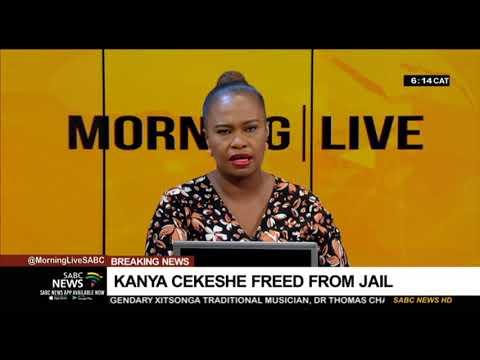 correctional-services-spokesperson-chris-phiri-on-kanya-cekeshe's-release