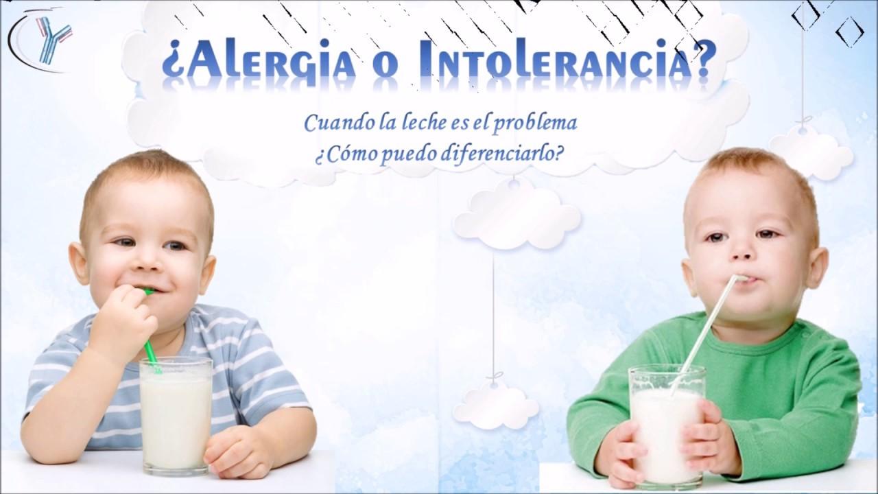 Alergia a la proteina de la leche biodescodificacion