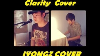 """Clarity"" By Zedd ft. Foxes (Jyongz Acoustic Cover) Malaysia"