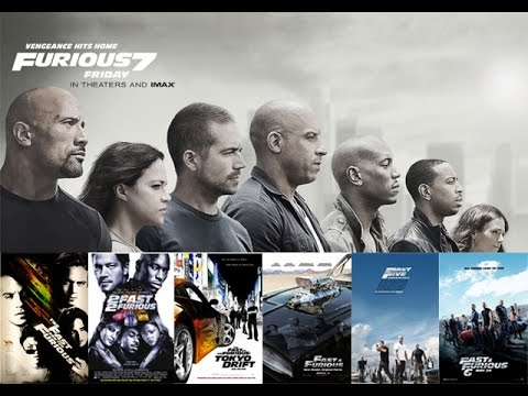 "What Is The Best ""Fast & Furious"" Movie? - Technical Alpha"