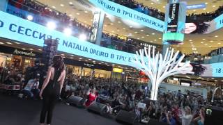 Cупердискотека 90-х Moscow 19.04.14 - Встреча с Natalia Oreiro - Aftermovie | Radio Record