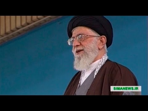 Khamenei U S  created 'myth' of nuclear weapons to make Iran appear as threat Irib via Tima, Reuters