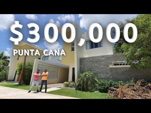 Inside a $300K Villa in Punta Cana | Dominican Republic Feat. @Geek Sobre Ruedas