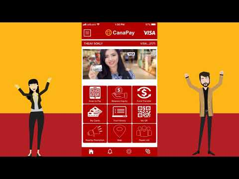 CanaPay Merchant App Introduction