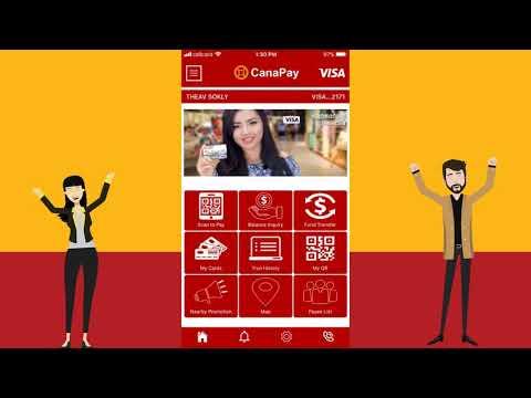 CanaPay Merchant App Introduction