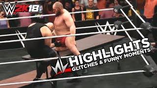 nL Highlights - WWE 2k18 Online Shenanigans! (5/13 STREAM!)