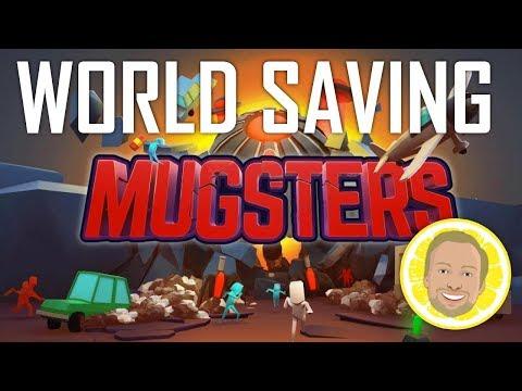 Mugsters - Intro Gameplay |