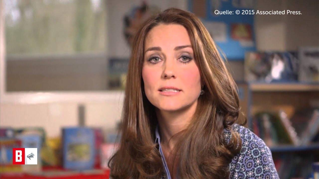 BUNTE TV - NewsFlash: Herzogin Kate - Dieses Thema geht ihr ans Herz!