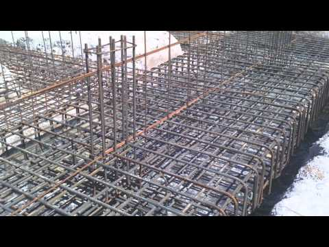 Construction of a basement
