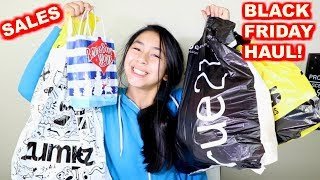HUGE BLACK FRIDAY HAUL!!! B2cutecupcakes