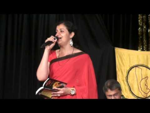 Hoguthihudu - Kannada -  Santa Sharif song - Archana Udupa - Live Los Angeles Sep 2012