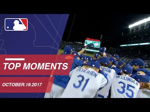 Hernandez's slam, plus nine moments from NLCS Gm5
