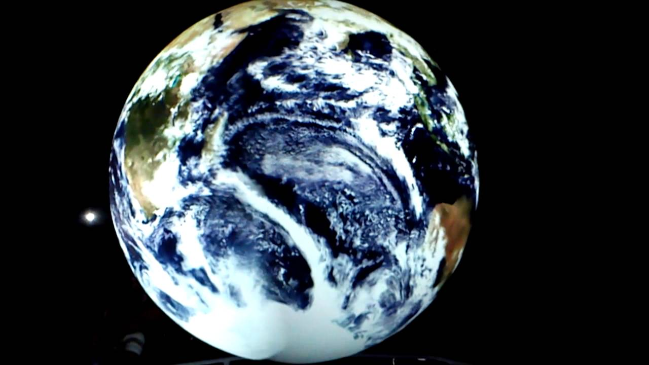 Esfera interactiva 3d en casa de la tierra villahermosa for Casa de los azulejos villahermosa
