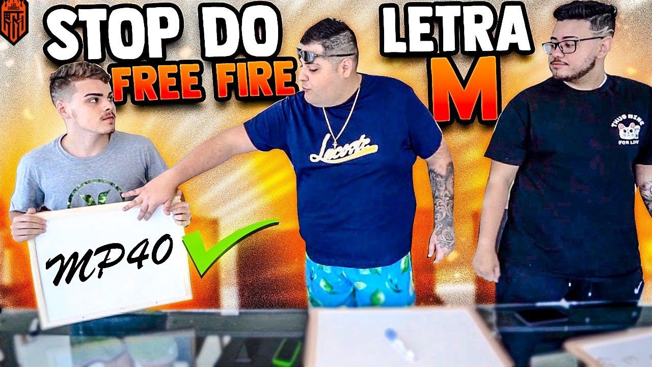 O PROZIN77 ACERTOU TODAS NO STOP DO FREE FIRE!!! - LOS GRANDES FREE FIRE