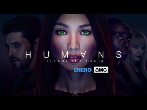Humans, temporada 2 - Trailer