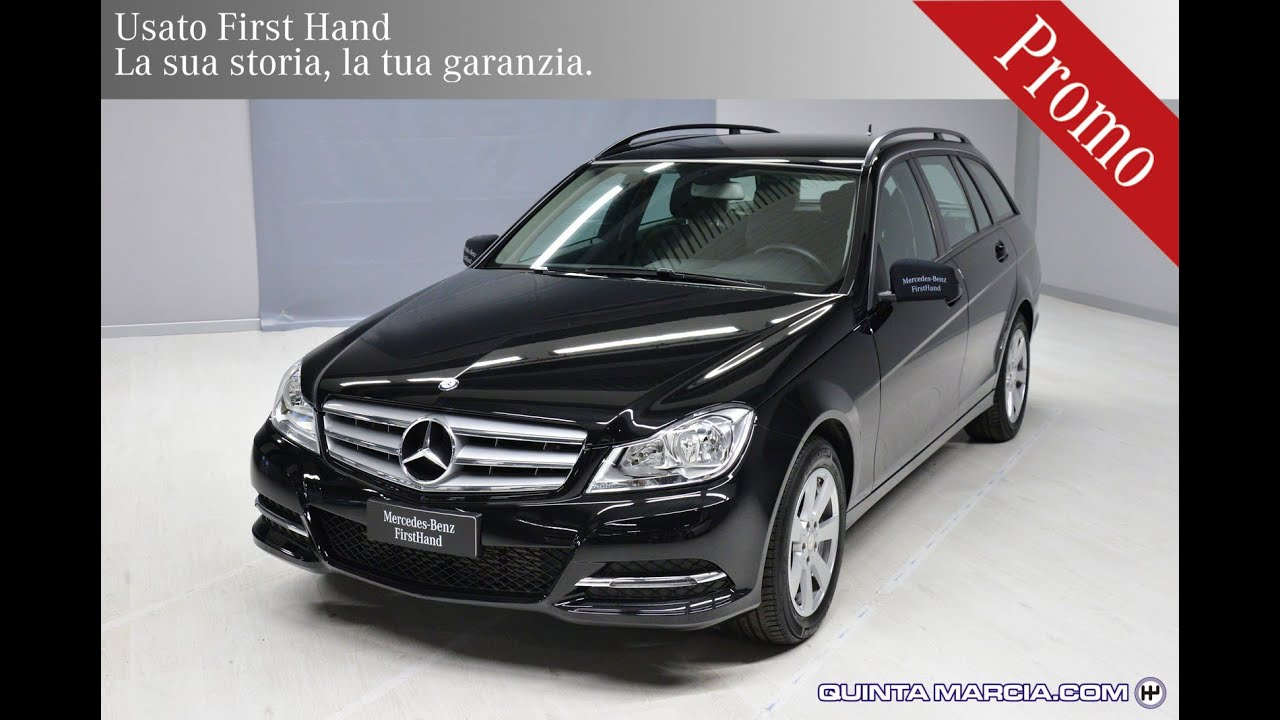 mercedes benz classe c station wagon 180 cdi blueefficiency trend youtube. Black Bedroom Furniture Sets. Home Design Ideas