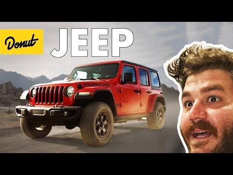 JEEP - Everything You Need to Know | Up to Speed