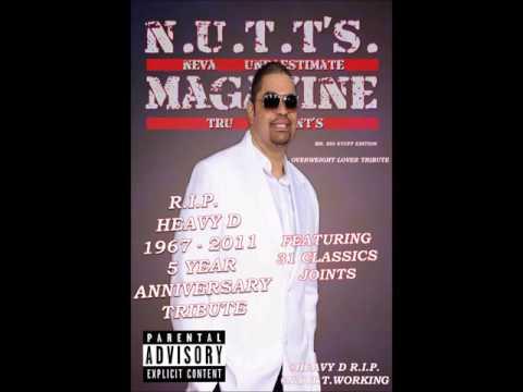 N.U.T.T'S.MAG HEAVY D TRIBUTE 5TH ANNIVERSARY